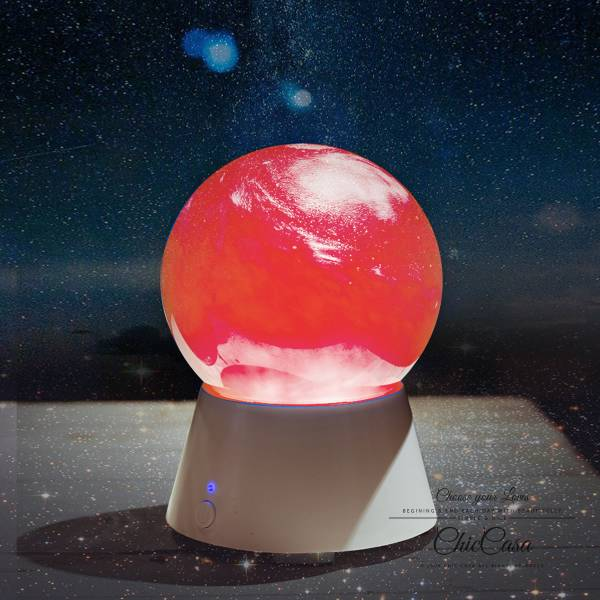 迷幻星球藍芽音響 火星 藍芽,喇叭,台燈,桌燈,氣氛燈,浪漫燈飾,交換禮物,生日禮物