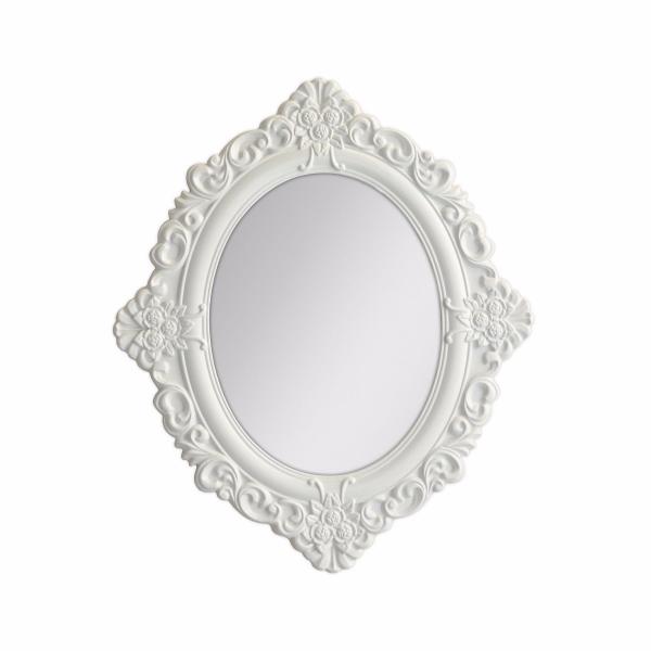 黛莉絲古典雕花木質壁掛鏡 玄關竟,浴室鏡,開店,