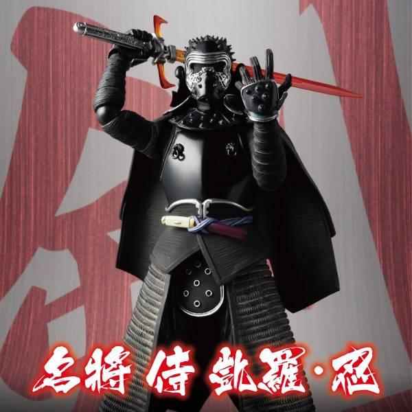 BANDAI 名將 星際大戰 侍 凱羅・忍 BANDAI,名將,星際大戰,侍 凱羅・忍
