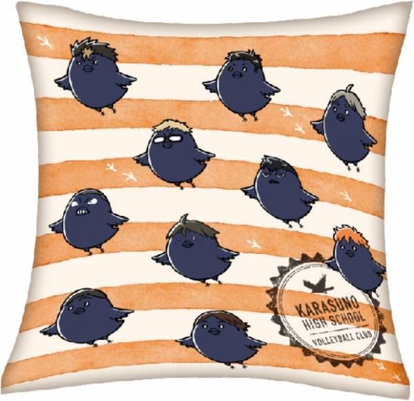 羚邦 排球少年 烏鴉 小抱枕  羚邦,排球少年,烏鴉,小抱枕,
