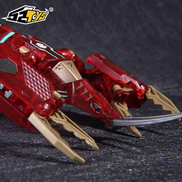 52Toys 猛獸匣 BEAST BOX 三叉戟 龍蝦 TRIDENT BB-11 52Toys,猛獸匣,BEAST BOX,三叉戟 龍蝦,TRIDENT,BB-11