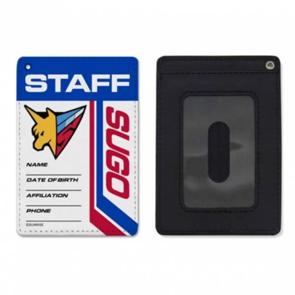 [再販] COSPA 閃電霹靂車 超級阿斯拉 Sugo  STAFF 票卡夾 COSPA,閃電霹靂車,超級阿斯拉,Sugo,STAFF,票卡夾,