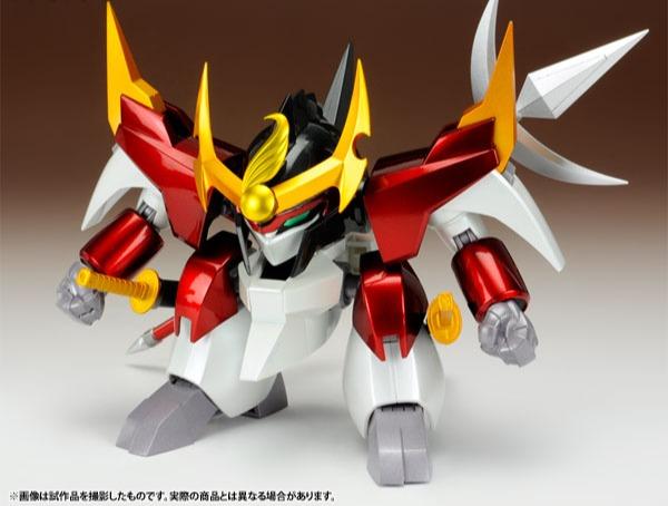 [不挑盒況]BANDAI ROBOT魂 魔神英雄傳 戰王丸 BANDAI ROBOT魂 魔神英雄傳 戰王丸