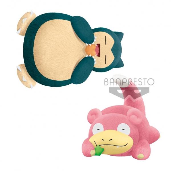 BANPRESTO / 景品 / 神奇寶貝 精靈寶可夢 / 卡比獸&呆呆獸 / 休眠版 / 絨毛玩偶 / 27cm / 全2種販售 BANPRESTO,景品,神奇寶貝,精靈寶可夢,卡比獸,呆呆獸,休眠版,絨毛玩偶
