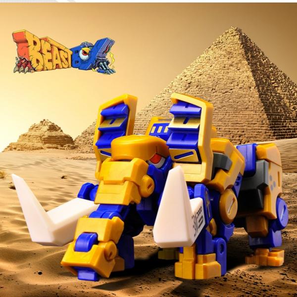 52Toys 猛獸匣 BEAST BOX 猛瑪象 埃及版 BB-04EL MOMA 52Toys,猛獸匣,BEAST BOX,猛瑪象,埃及版,BB-04EL,MOMA