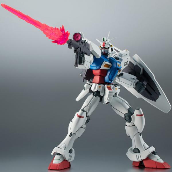 ROBOT魂 RX-78GP01 鋼彈試作1號機 A.N.I.M.E. Ver. 機動戰士鋼彈0083 星塵回憶 BANDAI,ROBOT魂, RX-78GP01 鋼彈試作1號機,鋼彈0083,星塵回憶