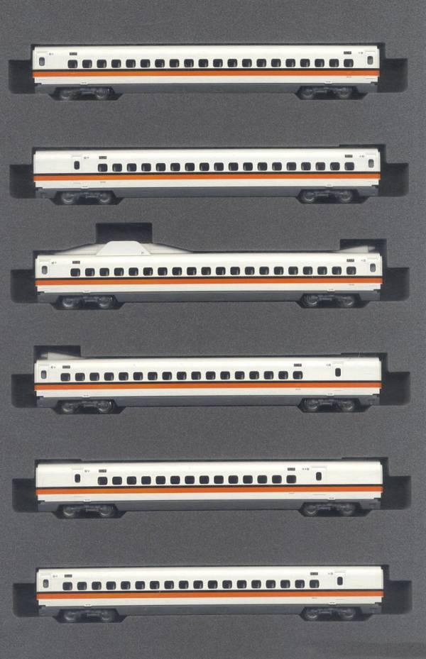 [再販] KATO 台灣高鐵700T 增結6輛組 [再販],KATO,台灣高鐵,700T,增結6輛組,