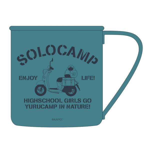 COSPA 搖曳露營△ 志摩凜的機車 烤漆不銹鋼杯 COSPA,搖曳露營,志摩凜,的機車,烤漆不銹鋼杯,芝麻凜,
