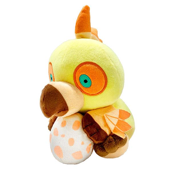 [再販] CAPCOM 魔物獵人 Q版玩偶 搔鳥 CAPCOM,魔物獵人,Q版玩偶,搔鳥