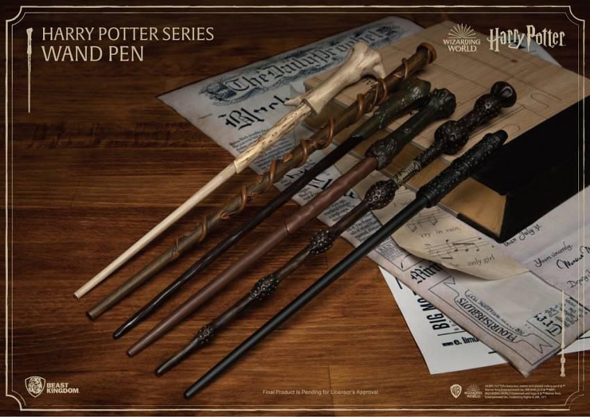 PEN-001 哈利波特系列 魔杖筆 全6種 分別販售 PEN-001,哈利波特,系列,魔杖筆,全6種,分別販售,