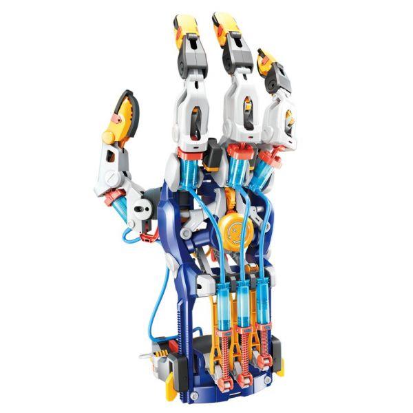 Cyborg Hand 手之呼吸 流體動力機械手 MR-9112 組裝模型 Cyborg Hand,流體動力機械手,MR-9112