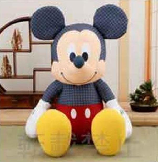 SEGA 景品 迪士尼 米老鼠 米奇 和風 絨毛玩偶MEJ 38公分 SEGA,景品,迪士尼,米老鼠,米奇,和風,絨毛玩偶,MEJ,38公分,