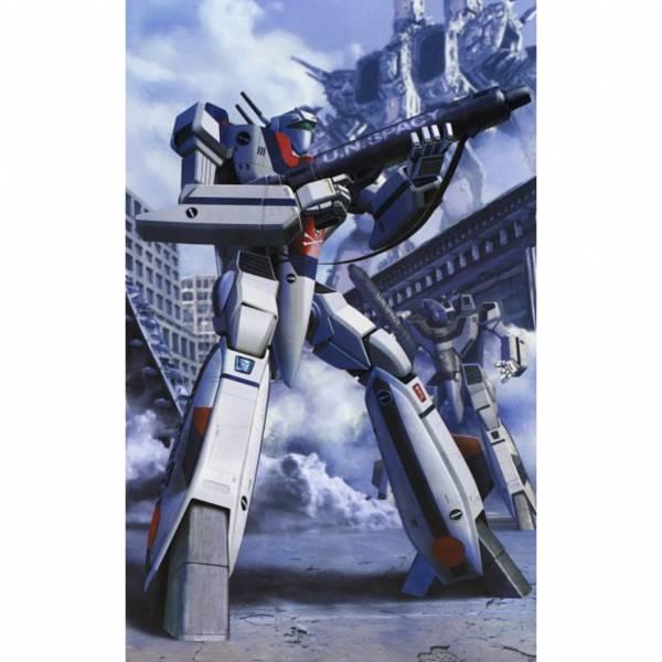 [再販] HASEGAWA 1/72 超時空要塞 VF-1 Battroid 女武神 組裝模型 [再販],HASEGAWA,1/72,超時空要塞,VF-1,Battroid,女武神,組裝模型,