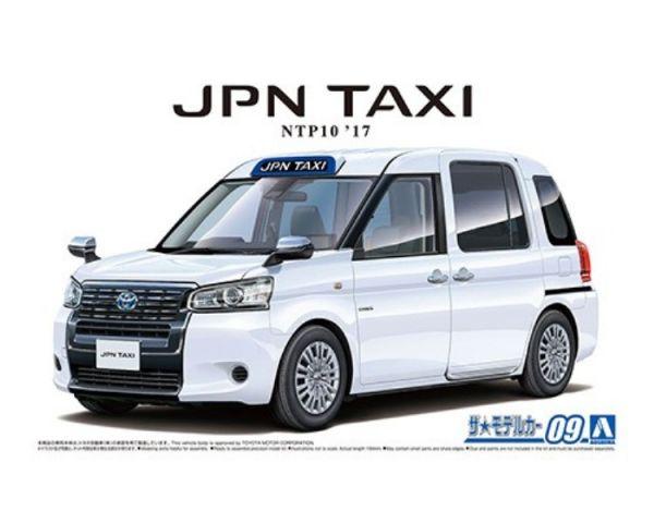 [東京奧運專屬款] AOSHIMA / 青島 / 1/24 / 豐田Toyota 日本計程車 NTP10 JPN Taxi '17 白Ⅱ AOSHIMA,青島,1/24,豐田,Toyota,日本計程車,NTP10,JPN Taxi '17 白Ⅱ