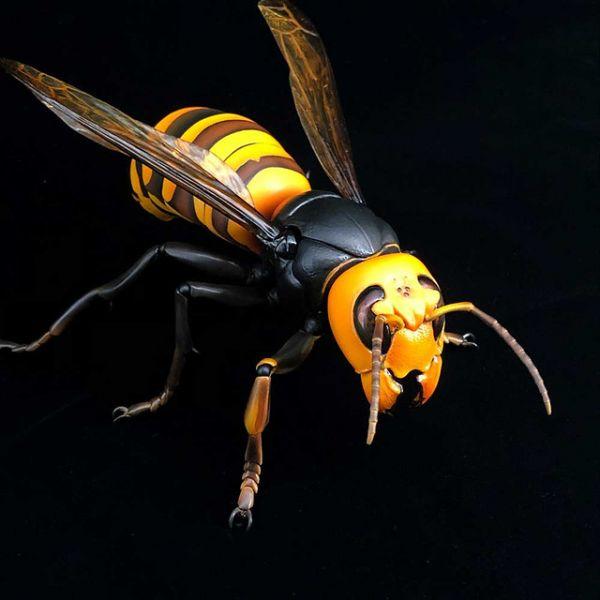 KAIYODO 海洋堂 大虎頭蜂 REVO GEO 可動系列 KAIYODO,REVO GEO,大虎頭蜂