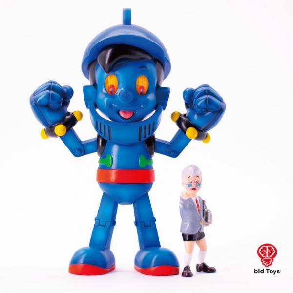[全球限量] Bid Toys 鐵童 TETSU-DOU  Bid Toys,鐵人28號