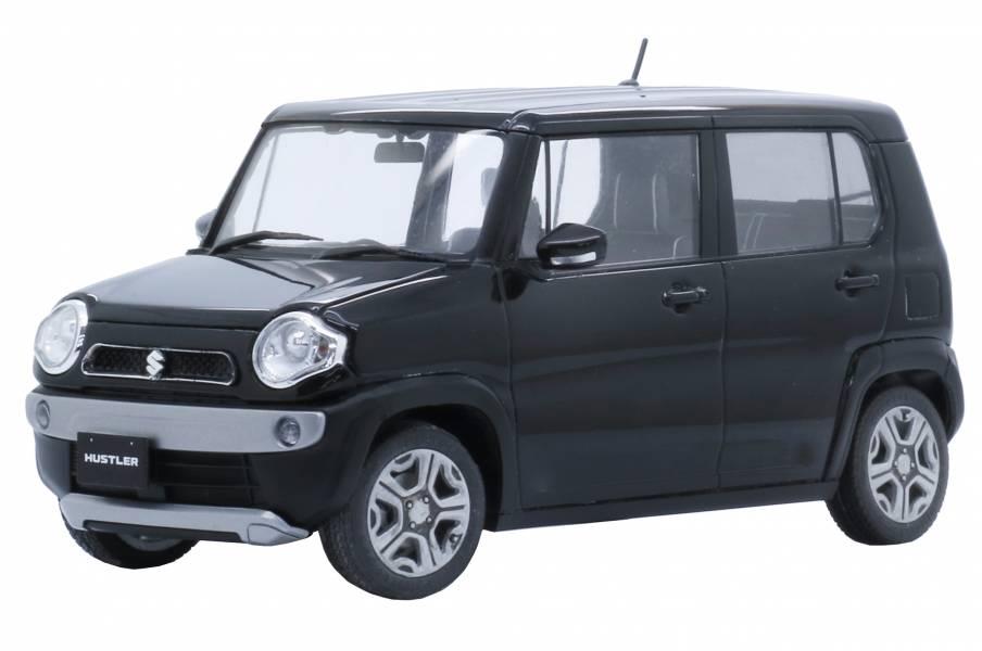 1/24 SUZUKI HUSTLER 珍珠黑 FUJIMI 車NX5EX2 富士美 組裝模型 FUJIMI,1/24,NEXT,SUZUKI,HUSTLER,黑珍珠色,