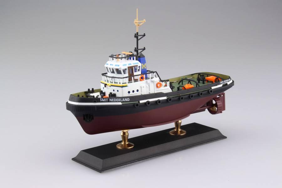 1/200 荷蘭Smit Nederland 拖船 組裝模型 AOSHIMA,青島,1/200,荷蘭,Smit Nederland,拖船,組裝模型