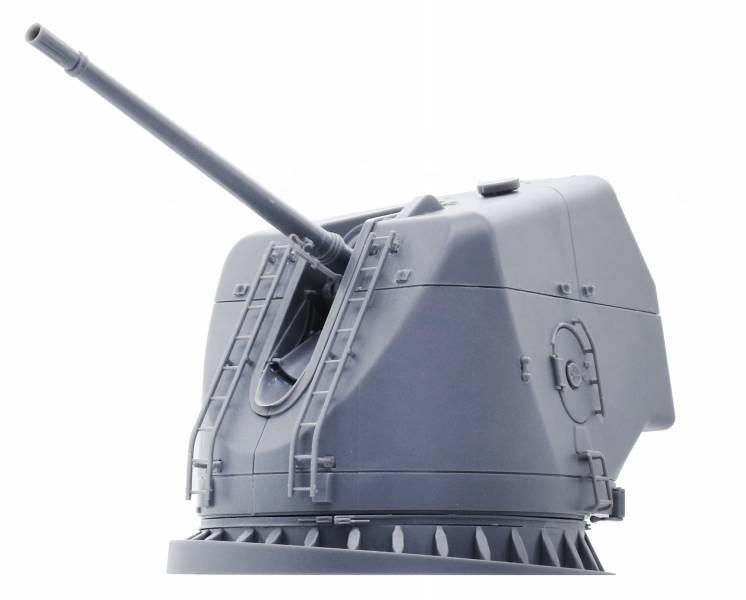 1/70 54口徑 127mm 速射砲 FUJIMI 裝備品7 護衛艦 高波型 富士美 組裝模型 FUJIMI,富士美,1/70,裝備品,護衛艦,金剛型,速射砲,高波型,