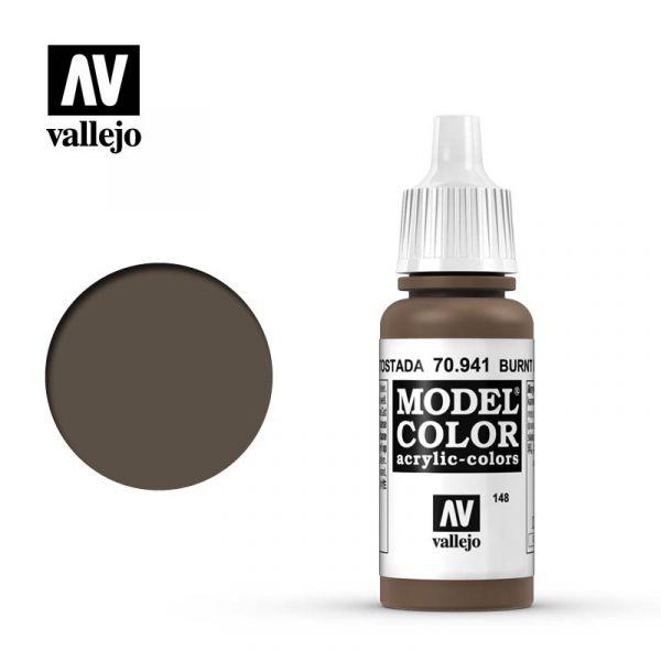 Acrylicos Vallejo AV水漆 模型色彩 Model Color 148 #70941 焚火棕土色 17ml Acrylicos Vallejo,AV水漆,模型色彩,Model Color,148, #,70941,焚火棕土色,17ml,