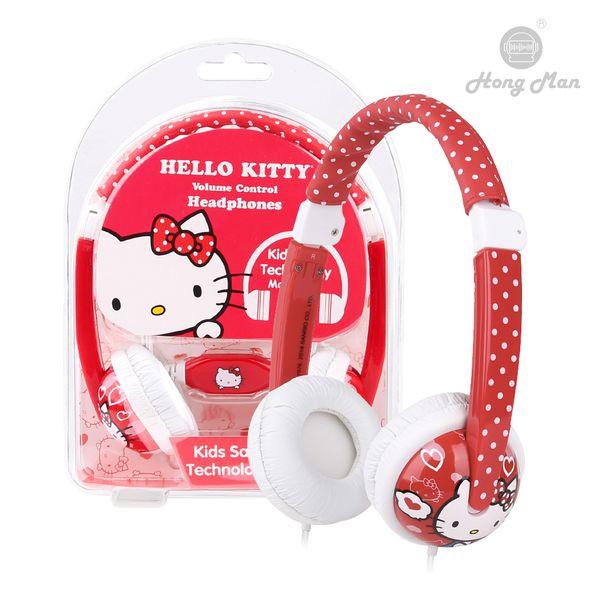 Hong Man 三麗鷗 耳罩式兒童耳機 Hello Kitty Hong Man,三麗鷗,耳罩式,兒童耳機,Hello Kitty