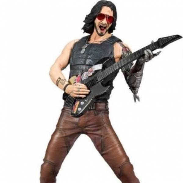 McFarlane Toys 麥法蘭 12吋 電馭叛客2077 Johnny 雕像 McFarlane Toys,麥法蘭,12吋,電馭叛客2077,Johnny,雕像