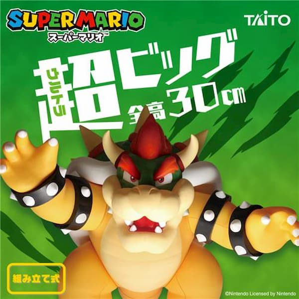 [再販] TAITO 景品 超級瑪利歐 魔王庫巴  再販,TAITO,景品,超級瑪利歐,魔王庫巴