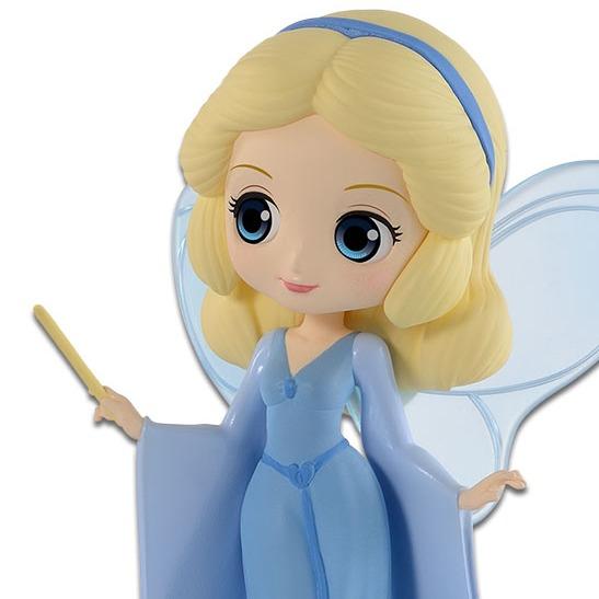 BANPRESTO 景品 Q POSKET Petit 迪士尼 木偶奇遇記 藍仙女 7cm BANPRESTO,景品,Q POSKET Petit,迪士尼,木偶奇遇記,藍仙女