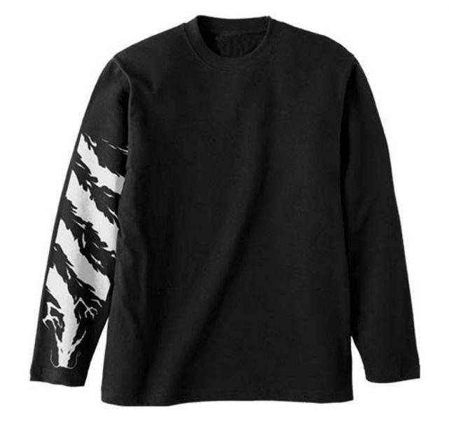 COSPA 幽☆遊☆白書 飛影 黑龍 長袖T恤 黑色  COSPA,幽遊白書,飛影,黑龍,長袖T恤,黑色,