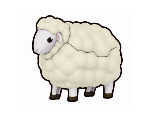 MegaHouse 桌遊 買一整隻羊! 成吉思汗 趣味拼圖 MegaHouse,桌遊,買一整條羊!,成吉思汗,立體拼圖,益智玩具