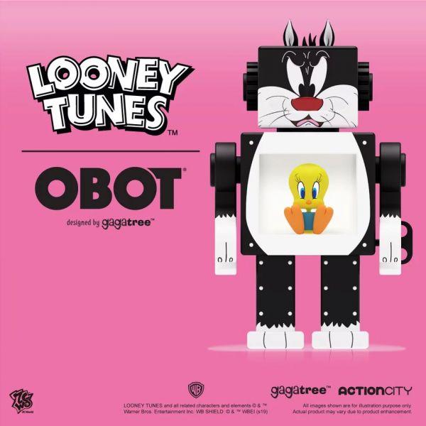 [全球限量] ZCWO OBOT Looney Tunes 樂一通 傻大貓 崔弟  ZCWO,OBOT,Looney Tunes,樂一通,傻大貓,崔弟