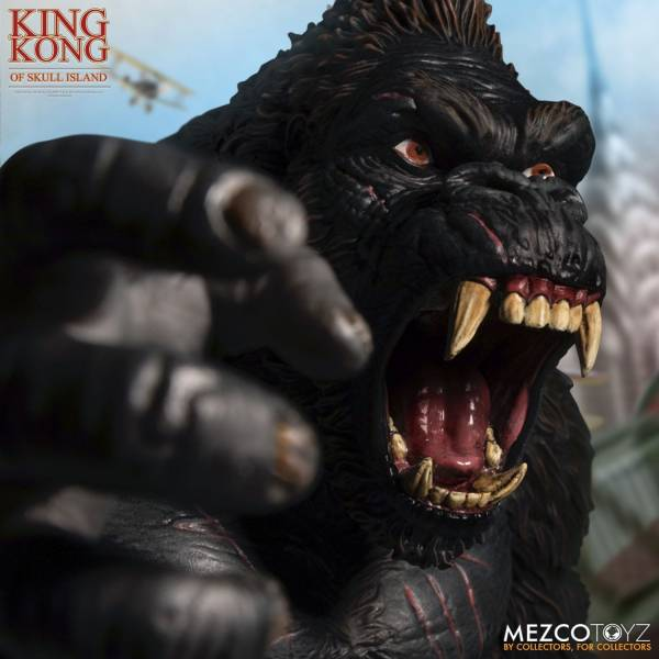 Mezco Toyz 金剛 骷髏島 45公分 超大可動電影公仔 KING KONG Ultimate King Kong of Skull Island Mezco Toyz,金剛,骷髏島,,金剛,king kong, Ultimate King Kong of Skull Island