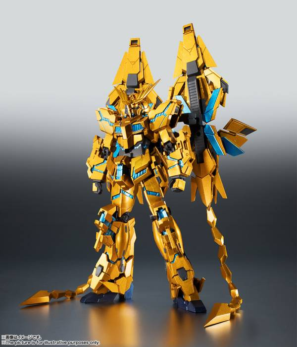 BANDAI ROBOT魂 SIDE MS 機動戰士鋼彈NT UC 獨角獸鋼彈 3號機 鳳凰 毀滅模式Ver. BANDAI,METAL ROBOT魂,機動戰士鋼彈UC,獨角獸3號機,鳳凰,毀滅模式Ver.