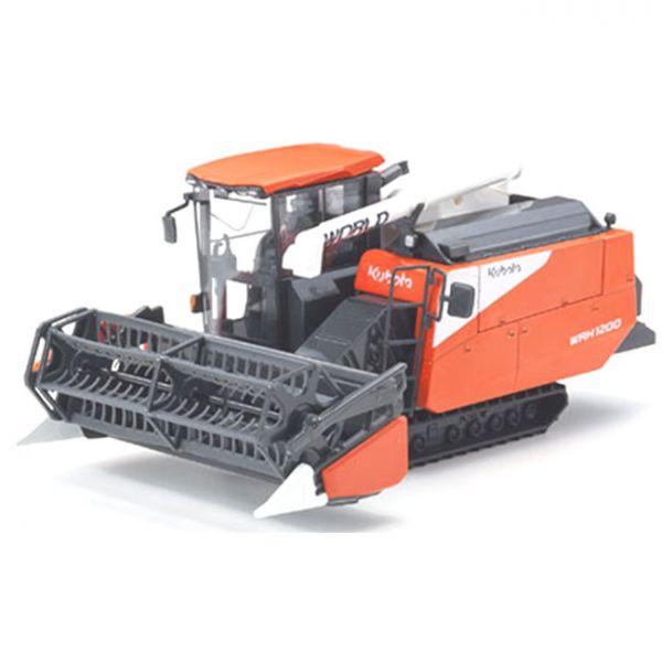 汎用Combine WRH1200收割機 金屬壓鑄模型 Kubota,久保田,1/32,汎用Combine WRH1200收割機,金屬壓鑄模型
