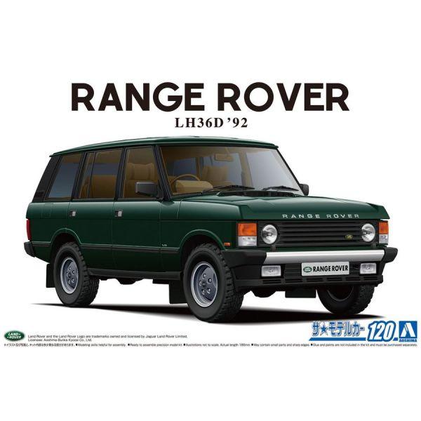 [再販] AOSHIMA 青島 1/24 Land Rover LH36D Classic '92 組裝模型 AOSHIMA,青島,1/24,Land Rover LH36D Classic '92,組裝模型