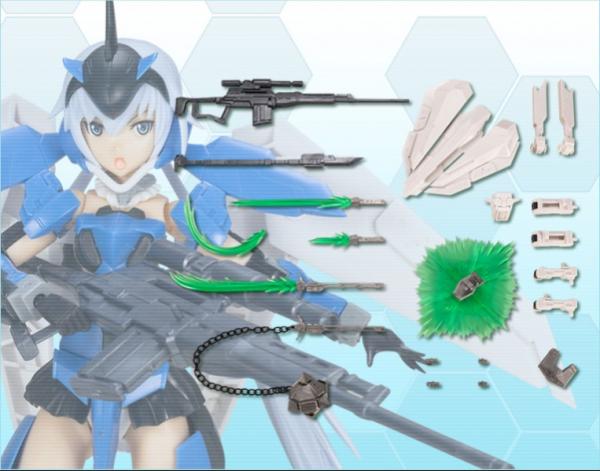 壽屋 Frame Arms Girl 骨裝機娘  史蒂蕾特兵裝武器組SP 組裝模型 Kotobukiya Kotobukiya,壽屋,Frame Arms Girl,骨裝機娘,史蒂蕾特兵裝武器組SP
