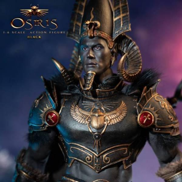 TBLeague 1/6 埃及神系列 Osiris 歐西里斯 黑金版 可動完成品  TBLeague,1/6,埃及神系列,Osiris,歐西里斯,黑金版,可動完成品,