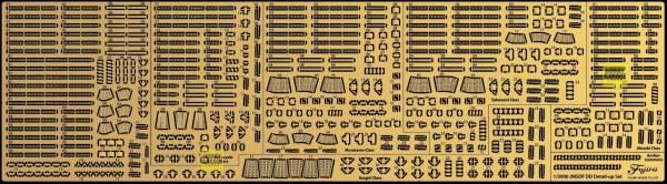 1/3000 護衛艦 DD型 蝕刻片 FUJIMI Gup7 海上自衛隊 富士美 組裝模型 FUJIMI,1/3000,軍港,軍艦,海上自衛隊,護衛隊,