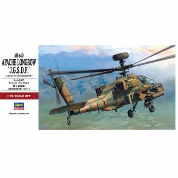 Hasegawa 1/48 AH-64D 長弓阿帕契 陸上自衛隊 Hasegawa,1/48,AH-64D,長弓阿帕契,陸上自衛隊
