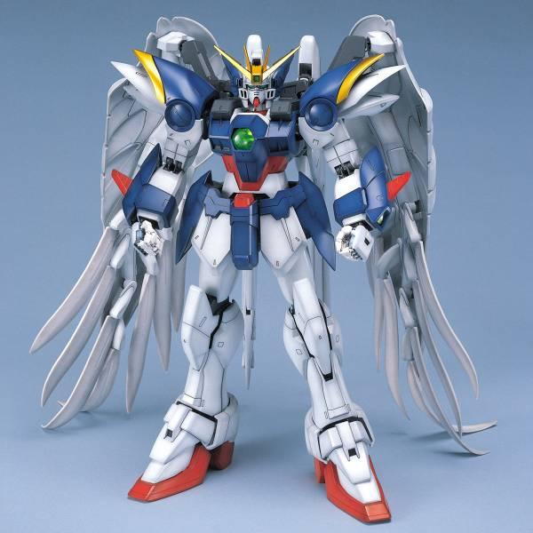 BANDAI 1/60 PG 飛翼鋼彈零式 天使鋼彈 BANDAI,1/60,PG,飛翼鋼彈零式,天使鋼彈