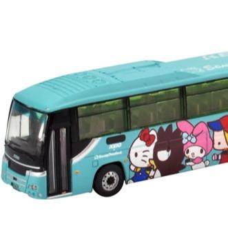 Tomytec 1/150 巴士收集 京王彩繪巴士 彩虹樂園號 2號車 TOMYTEC,1/150,巴士收集,京王彩繪巴士,彩虹樂園號 2號車