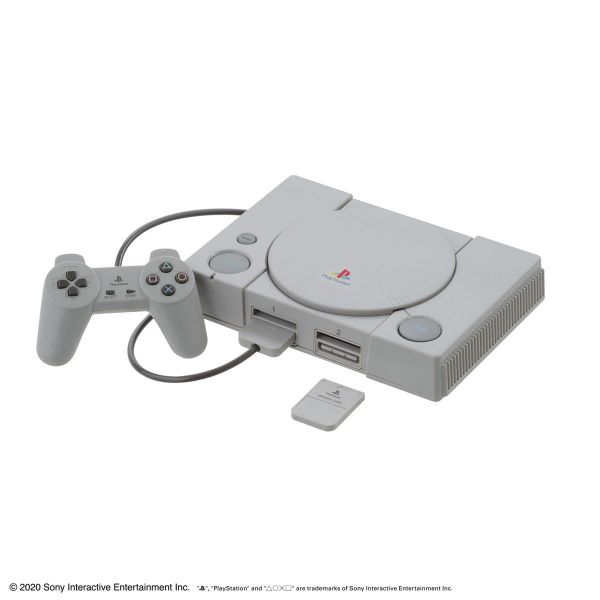 BANDAI 2/5 BEST HIT CHRONICLE PlayStation (SCPH-1000) 組裝模型 BANDAI,2/5,BEST HIT CHRONICLE,PlayStation,SCPH-1000