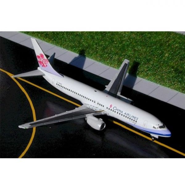 Gemini Jets 1/400 中華航空 BOEING B737-800 GJCAL124  Gemini Jets,1/400,中華航空,BOEING B737-800,GJCAL124