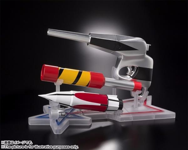[復古稀少品] BANDAI TAMASHII Lab 科學特搜隊射線槍 超人力霸王 奧特曼 魂,萬代,BANDAI,TAMASHII,Lab,奧特曼,科學特搜隊,射線槍