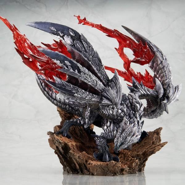[再販] CAPCOM 魔物獵人 魔物雕像 天彗龍 復刻版 CAPCOM,魔物獵人,魔物雕像,天慧龍,復刻版