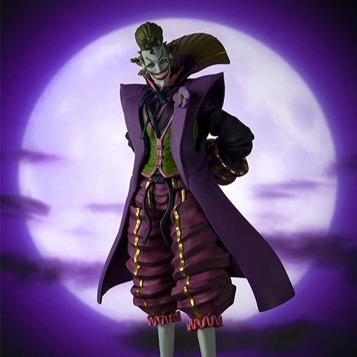 S.H.Figuarts 第六天魔王 小丑 忍者蝙蝠俠 SHF,蝙蝠俠,忍者,小丑,第六天魔王