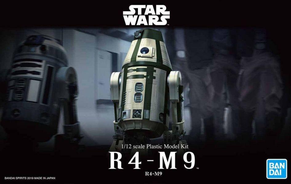 BANDAI 1/12 星際大戰 STAR WARS R4-M9 BANDAI,1/12,星際大戰,STAR WARS,R4-M9