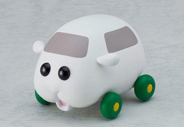 Good Smile MODEROID PUI PUI 天竺鼠車車 西羅摩 組裝模型   Good Smile,MODEROID,PUI PUI,天竺鼠車車,西羅摩, 組裝模型,