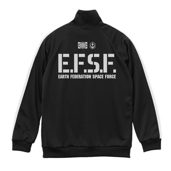 COSPA 機動戰士鋼彈 地球聯邦軍 黑×白 jersey外套 COSPA,機動戰士鋼彈,地球聯邦軍,黑×白,jersey外套