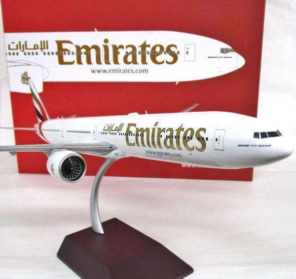 Gemini Jets 1/200 阿聯酋航空 EMIRATES BOEING 777-300ER G2UAE727 合金模型 GeminiJets,阿聯酋航空,EMIRATES BOEING 777-300ER,G2UAE727